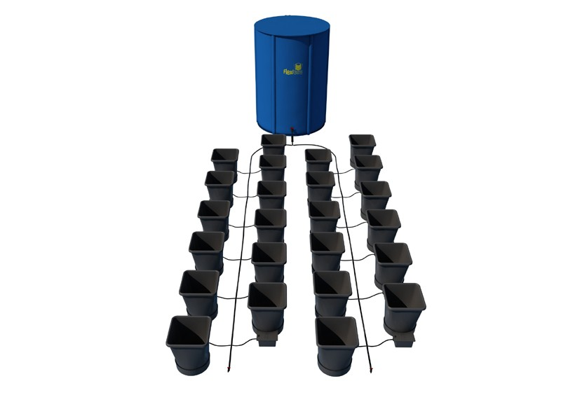 AutoPot - 24 Pot XL System Kit - 24 Pot 25 L + Reservoir 400 L
