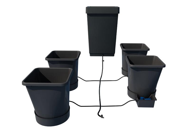 AutoPot - 4 Pot XL System Kit - 4 Pot 25 L + Reservoir 47 L