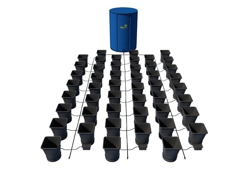 AutoPot - 48 Pot XL System Kit - 48 Pot 25 L + Reservoir 400 L