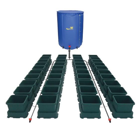 AutoPot - Easy2Grow Kit 20 - 40 Pots 8,5 L + Reservoir 400 L