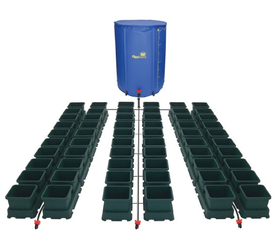 AutoPot - Easy2Grow Kit 30 - 60 Pots 8,5 L + Reservoir 400 L