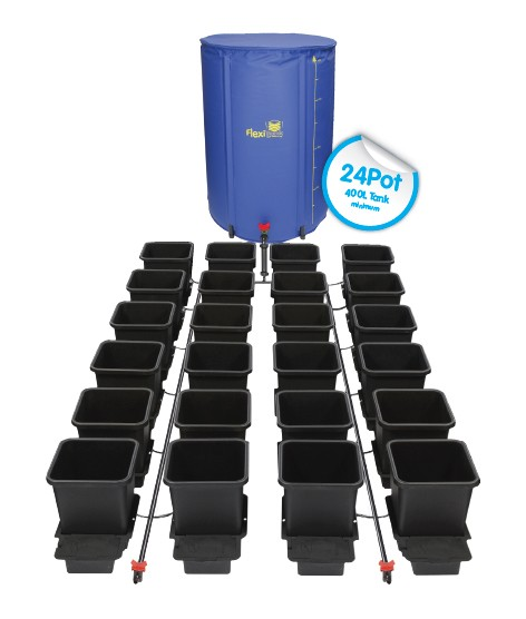 autopot 48 pot system kit 48 pot 15 l reservoir 400 l. Black Bedroom Furniture Sets. Home Design Ideas