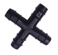 Autopot - Cross Connecteur X - diam. 16 mm
