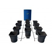 AutoPot - 12 Pot XL System Kit - 12 Pot 25 L + Reservoir 225 L