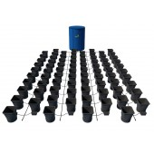 AutoPot - 80 Pot XL System Kit - 80 Pot 25 L + 2 x Reservoir 400 L