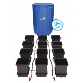AutoPot - 12 Pot System Kit - 12 Pot 15 L + Reservoir 225 L