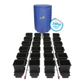 AutoPot - 24 Pot System Kit - 24 Pot 15 L + Reservoir 400 L