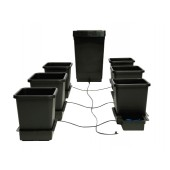 AutoPot - 6 Pot System Kit - 6 Pot 15 L + Reservoir 47 L