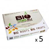 Engrais Organique - BIOTABS - Starter Kit x 5