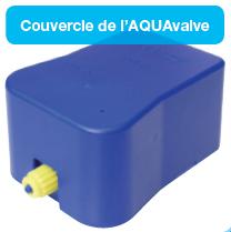autopot - couvercle aquavalve