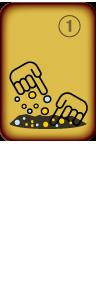 Engrais Organique - BIOTABS - Starter Kit - Preparation Etape 1